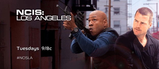 Jeanne Guest Stars on CBS-TV's Hit Show NCIS LOS ANGELES