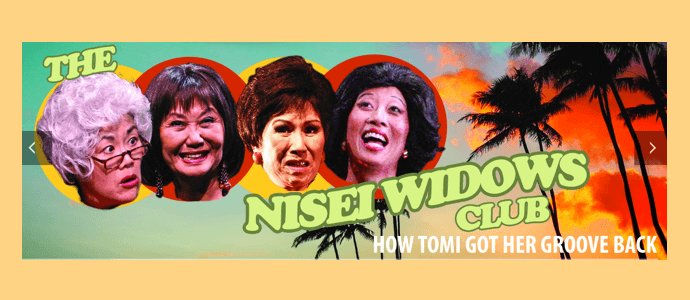 Jeanne returns to THE NISEI WIDOWS CLUB: HOW TOMI GOT HER GROOVE BACK at East West Players