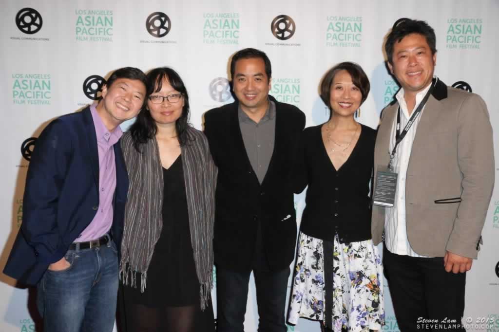 With ADVANTAGEOUS producer and cast member, Ken Jeong, director Jennifer Phang, producer Robert Chang, and composer Timo Chen