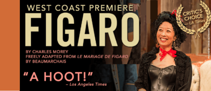 Jeanne Jumps Into FIGARO at A Noise Within — LA Times Critic's Choice ***