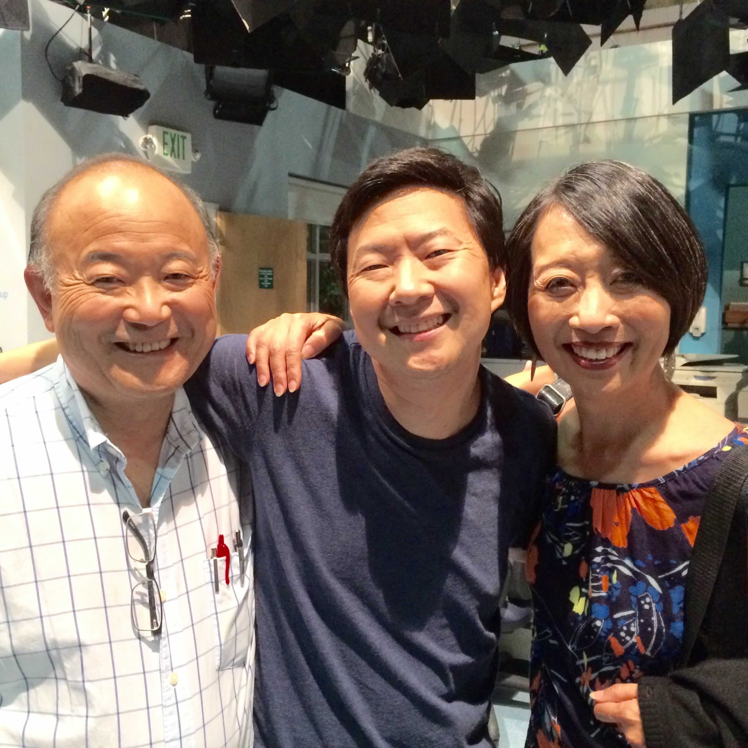 jeanne joins dr  ken family for thanksgiving episode on
